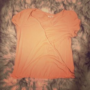 Tops - Coral Blouse